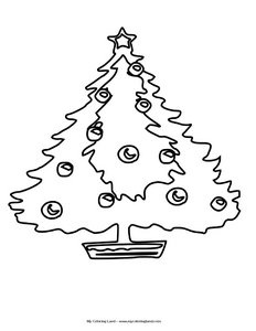 christmas-tree-coloring-page-c