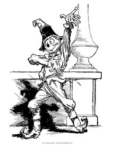 scarecrow-coloring-pages