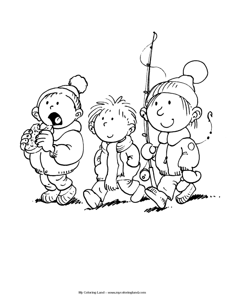 Coloring Pages For Boys - My Coloring Land